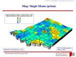 map single moms prism