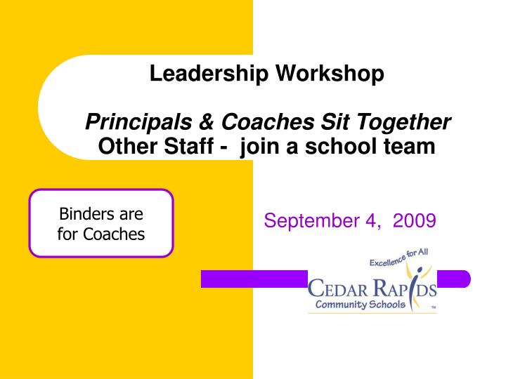 leadership workshop Using a servant leadership behavioral-based assessment tool to assess strengths and determine areas of improvement, this workshop will prove that trust is a measurable leadership competency in today's global economy.