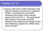 problem 37 13