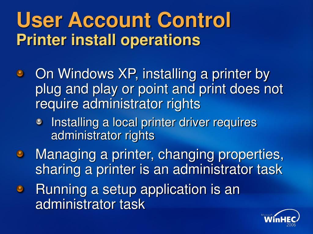 PPT - Inside Printer Setup And Installation For Windows