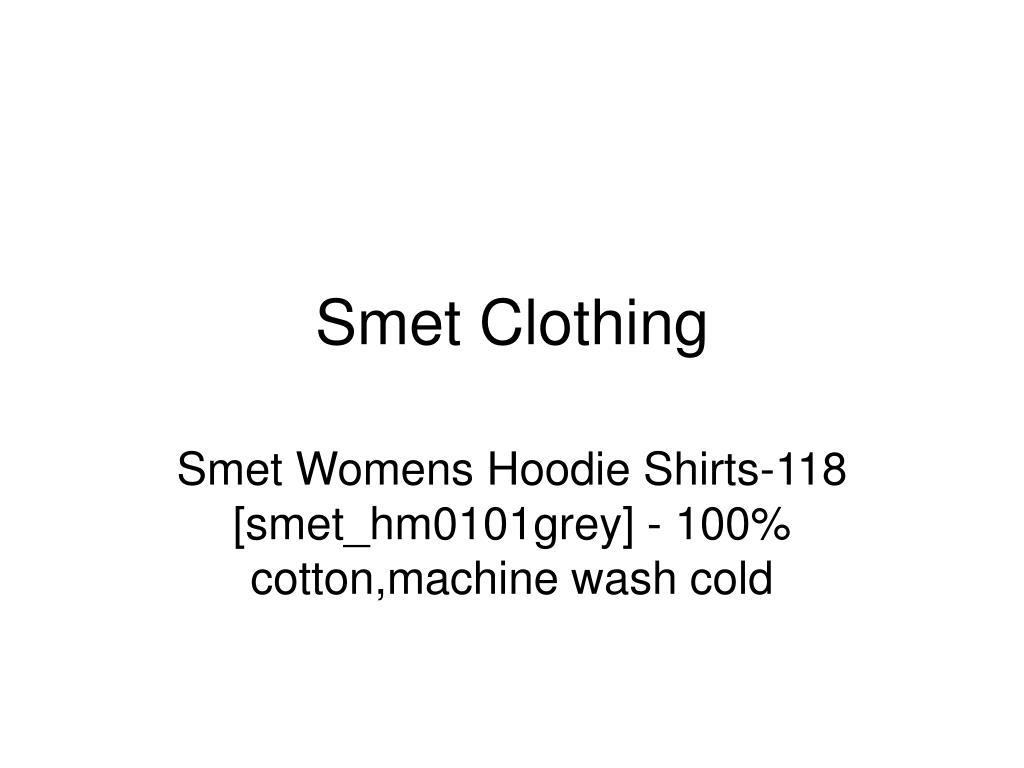 smet clothing l.