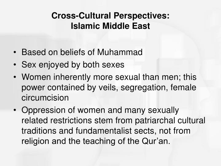 cross cultural perspectives Cross-cultural perspectives although thin bodies are the ideal in america today, this is not always the case in other parts of the world in some countries larger bodies are actually preferred because they are symbols of wealth, power, and fertility.