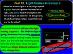 test 13 light flashes in boxcar ii27