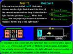 test 16 boxcar ii33