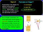 test 21 pancake or cigar43