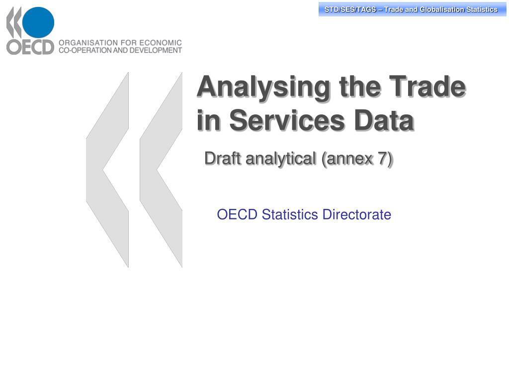 analysing the trade in services data draft analytical annex 7 l.