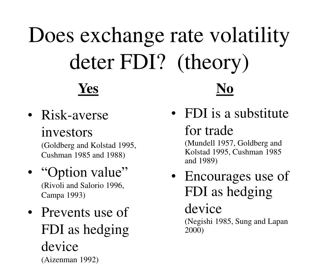 Risk-averse investors