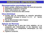 diagnostic differentiel1