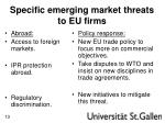 specific emerging market threats to eu firms13