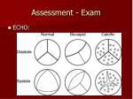 assessment exam23