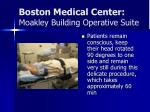 boston medical center moakley building operative suite15