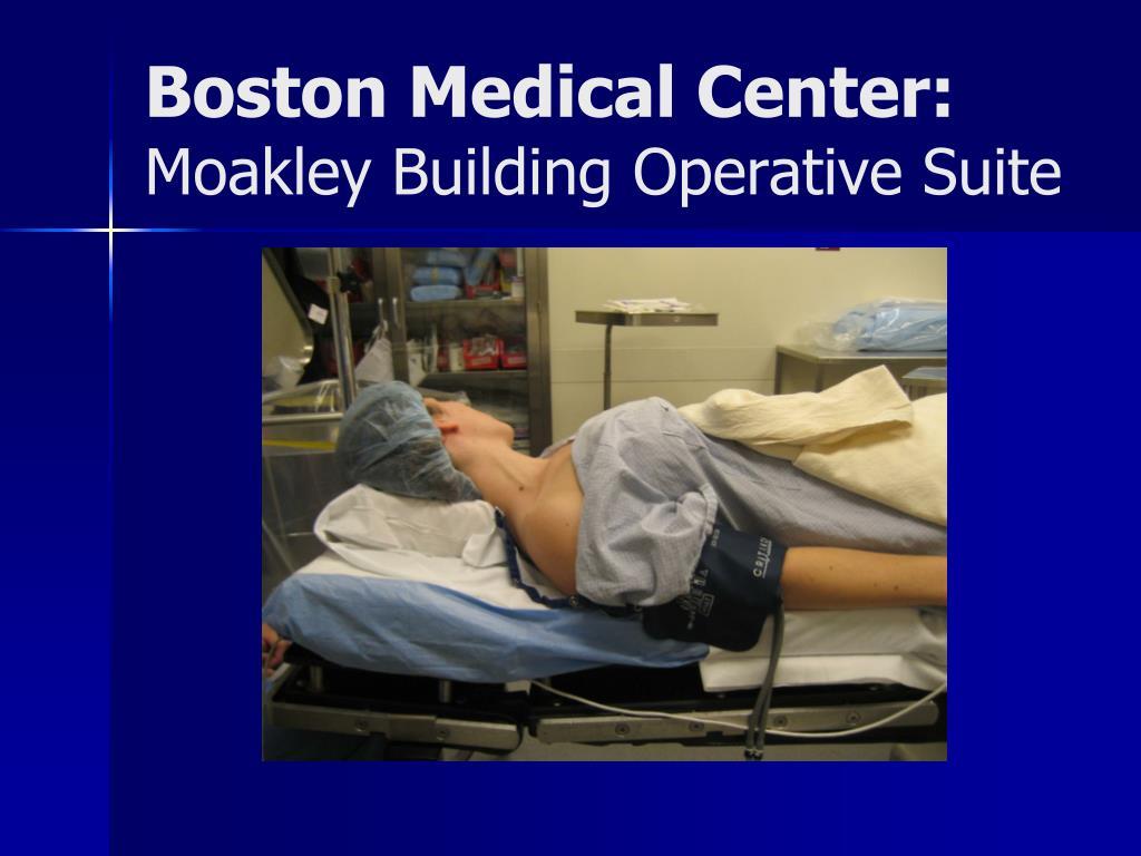 Boston Medical Center: