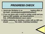 progress check22