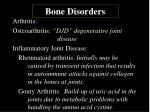 bone disorders3