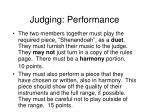 judging performance8