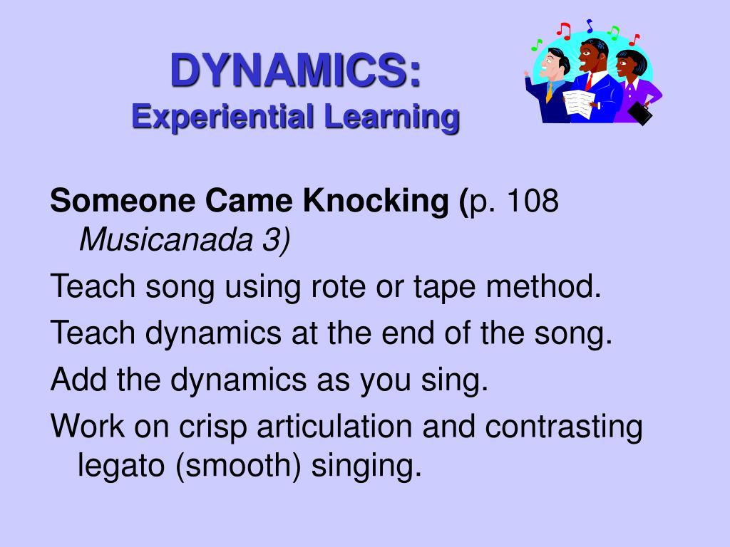 DYNAMICS: