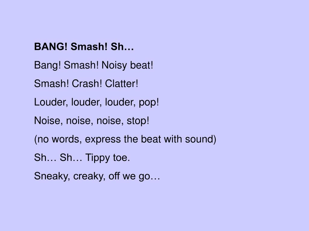 BANG! Smash! Sh…