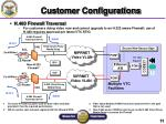 customer configurations11