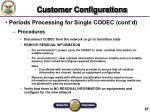 customer configurations17