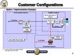customer configurations7