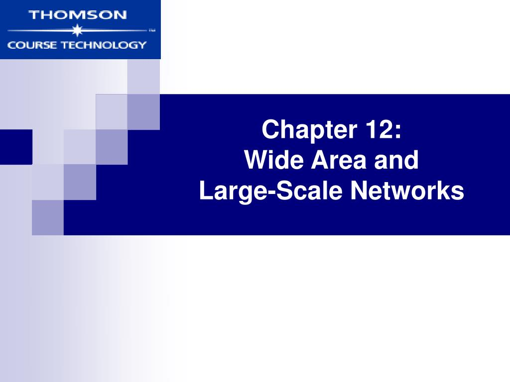chapter 12 wide area and large scale networks l.