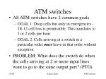 atm switches84