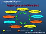 project cycle of the world bank