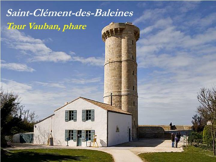Saint-Clément-des-Baleines