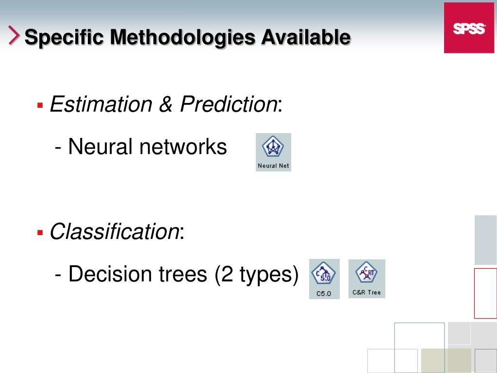 Estimation & Prediction