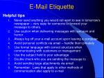 e mail etiquette29