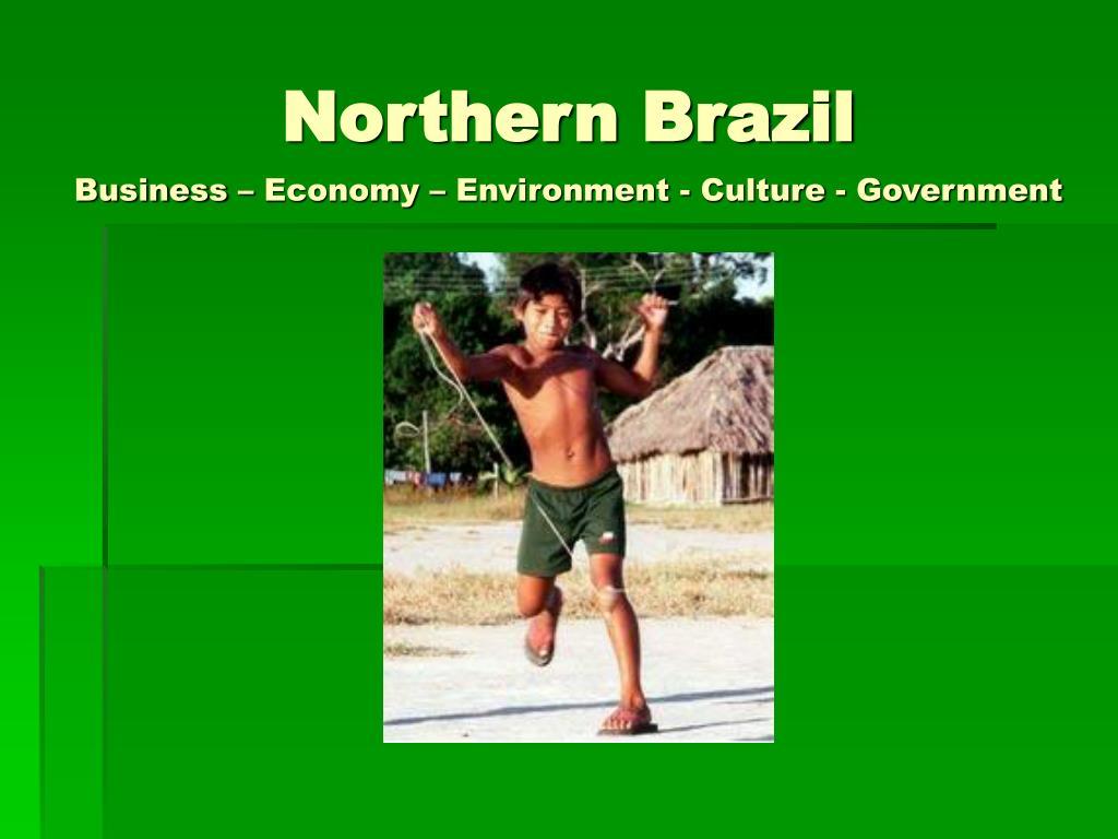 northern brazil l.