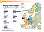 europe and the nations of the european union