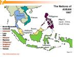 the nations of asean 1967