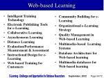 web based learning54