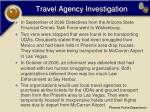 travel agency investigation11