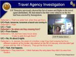 travel agency investigation16