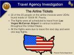 travel agency investigation5