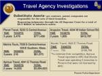 travel agency investigations18