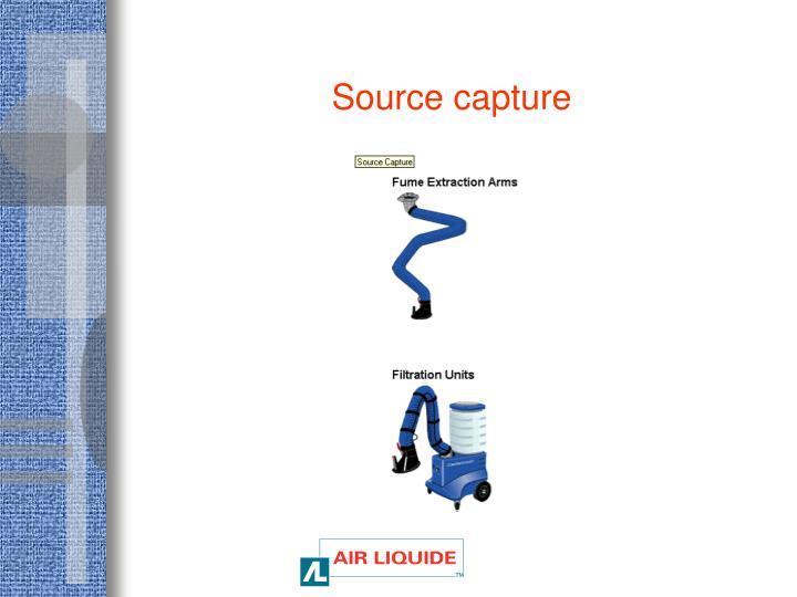 Source capture