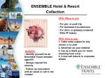 ensemble hotel resort collection114