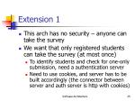 extension 1