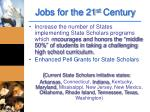 jobs for the 21 st century2
