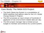 case study the nasa ecs project