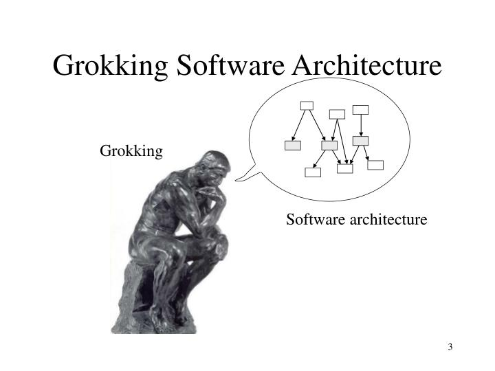 Grokking software architecture3