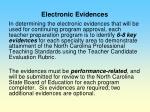 electronic evidences1
