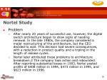 nortel study36