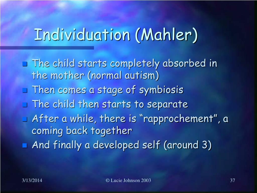 Individuation (Mahler)