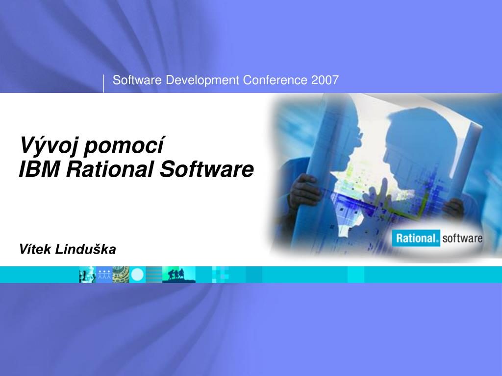 v voj pomoc ibm rational software v tek lindu ka l.
