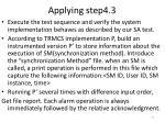 applying step4 3