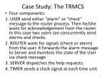case study the trmcs12